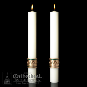 Complementing Altar Candles